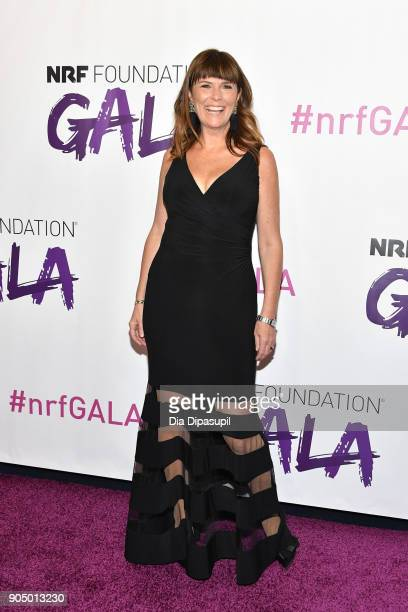 Kate LeBlanc attends the 2018 National Retail Federation Gala at Pier 60 on January 14 2018 in New York City