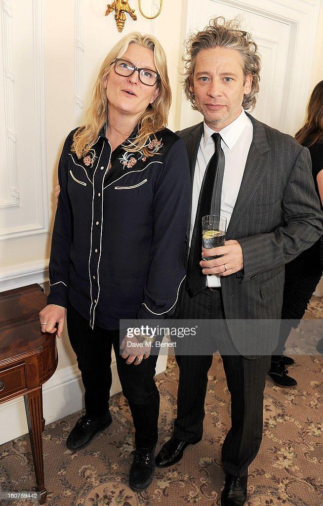 Sir Alan Parker BAFTA Fellowship Drinks Reception