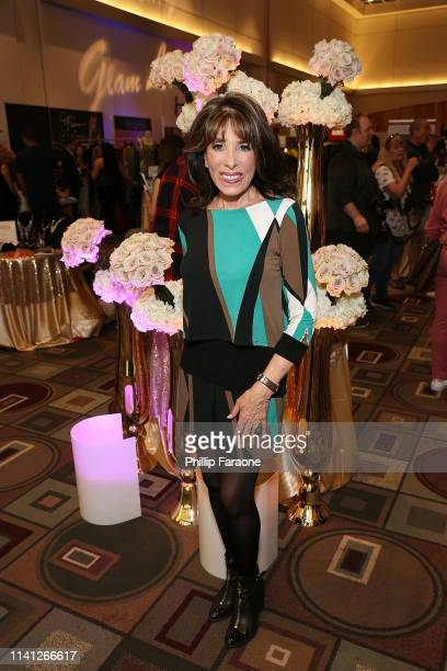 Kate Linden attends the Daytime Emmy Awards PreAwards Networking Party/Gift Lounge at Pasadena Convention Center on May 4 2019 in Pasadena California