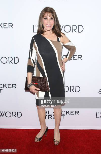 Kate Linder arrives at the Los Angeles premiere of The Last Word held at ArcLight Hollywood on March 1 2017 in Hollywood California