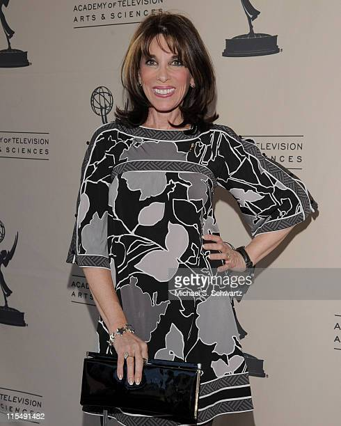 """Kate Linder attends """"A Conversation with 'Mr. Warmth' Don Rickles"""" on April 17, 2008 at the Leonard H. Goldenson Theatre in North Hollywood,..."""