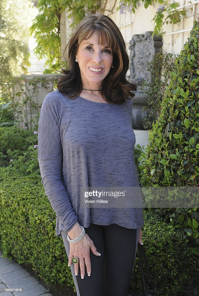 Kate Linder attends Debbie Durkin's 3rd Annual Rockn Rolla Movie Awards Eco Party at Pickford Mansion on April 11, 2013 in Los Angeles, California.