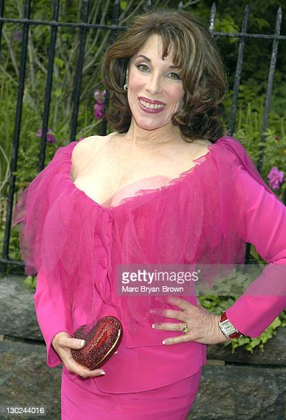 Kate Linder during 31st Annual Daytime Emmys New York City Mayor Bloomberg's Reception at Gracie Mansion in New York City New York United States