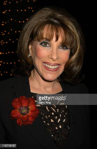 Kate Linder during Academy Of Television Arts & Sciences Presents TV Cares: Ribbon Of Hope Celebration 2004 at Leonard H. Goldenson Theatre in North...