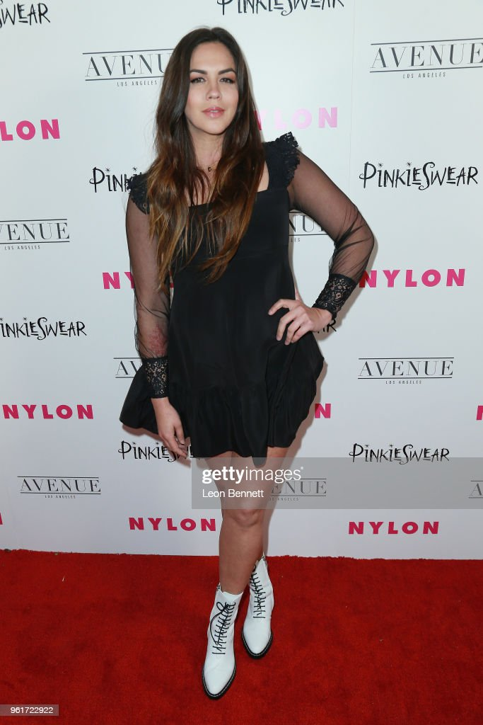 Kate Maloney attends NYLON Hosts Annual Young Hollywood Party at Avenue on May 22, 2018 in Los Angeles, California.