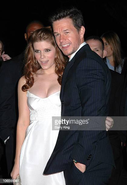 Kate Mara and Mark Wahlberg