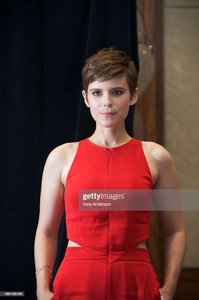 Kate Mara at 'The Martian' Press Conference at the Ritz Carlton on September 11, 2015 in Toronto, Ontario.