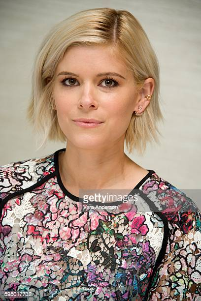 Kate Mara at the Morgan Press Conference at the London Hotel on August 23 2016 in West Hollywood California
