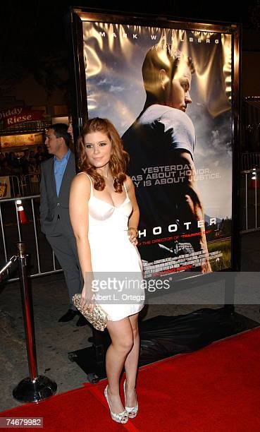 Kate Mara at the Village Mann Theater in Westwood CA