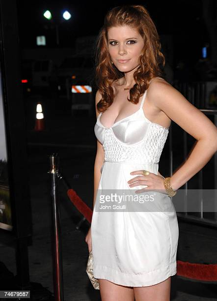 Kate Mara at the Village Mann Theater in Westwood California