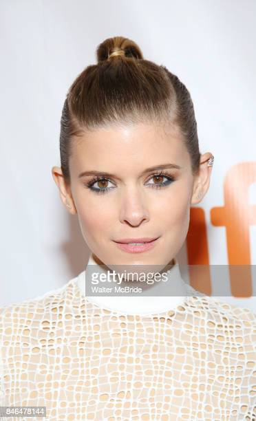 Kate Mara attend the 'Film Stars Don't Die in Liverpool' premiere during the 2017 Toronto International Film Festival at Roy Thomson Hall on...