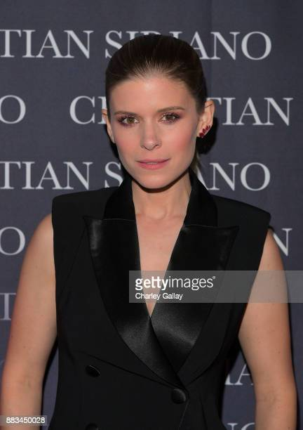 Kate Mara attends Christian Siriano's celebration of the launch of his new book 'Dresses To Dream About' in Los Angeles at Chateau Marmont on...