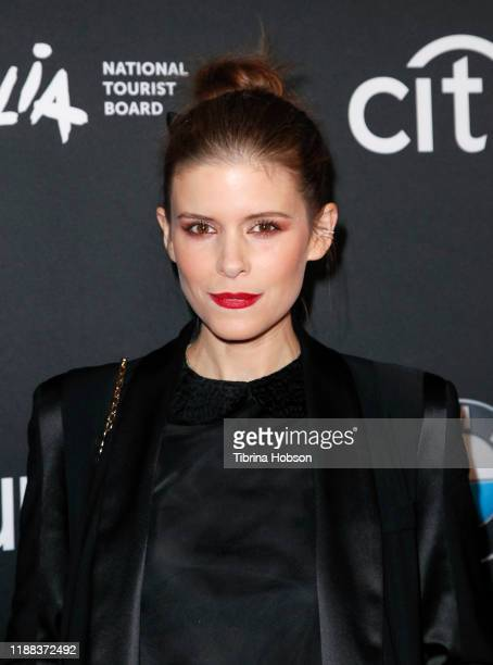 Kate Mara attends Christmas at The Grove A Festive Tree Lighting celebration at The Grove on November 17 2019 in Los Angeles California