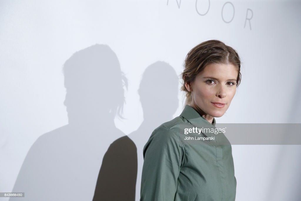 Kate Mara attends Noon By Noor September 2017, New York Fashion Week: The Shows at Gallery 3, Skylight Clarkson Sq on September 7, 2017 in New York City.
