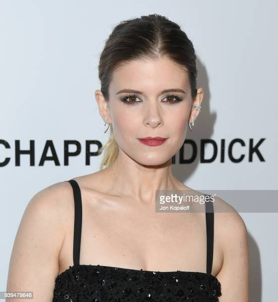 Kate Mara attends Premiere Of Entertainment Studios Motion Picture's 'Chappaquiddick' at Samuel Goldwyn Theater on March 28 2018 in Beverly Hills...