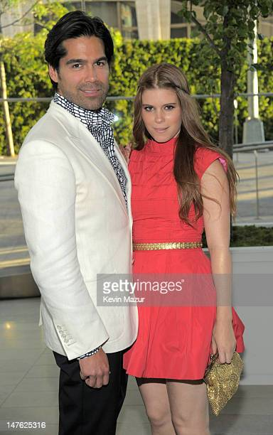 Kate Mara attends the 2010 CFDA Fashion Awards at Alice Tully Hall, Lincoln Center on June 7, 2010 in New York City.