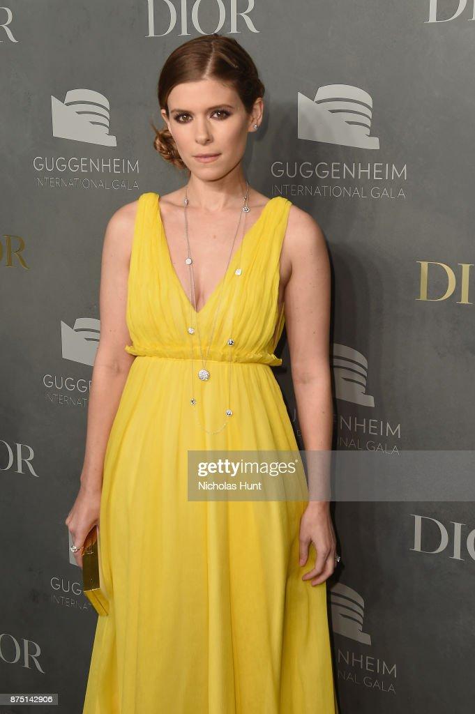 2017 Guggenheim International Gala Made Possible By Dior : Foto jornalística