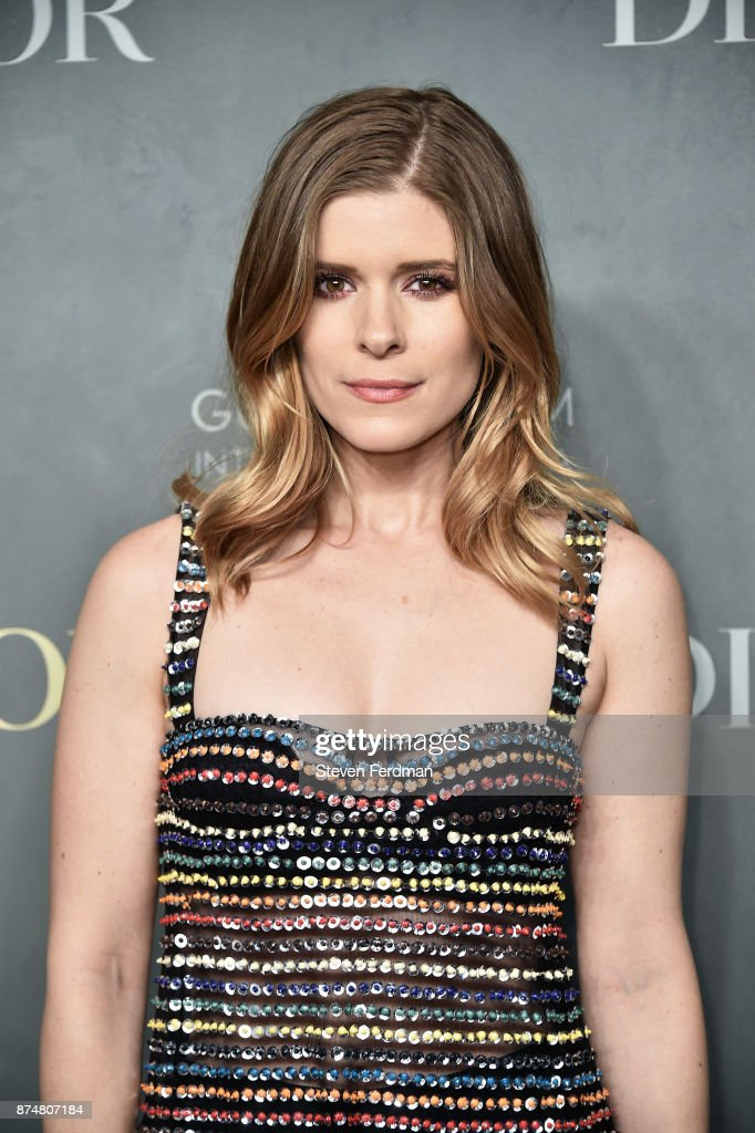 Kate Mara attends the 2017 Guggenheim International Gala Pre-Party made possible by Dior on November 15, 2017 in New York City.