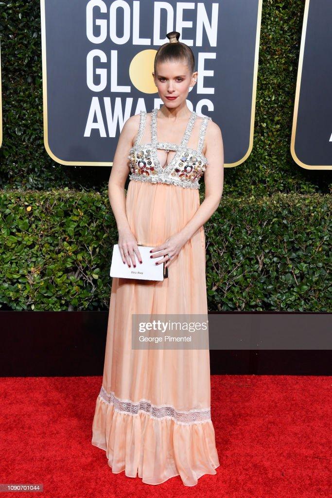 76th Annual Golden Globe Awards - Arrivals : Foto jornalística