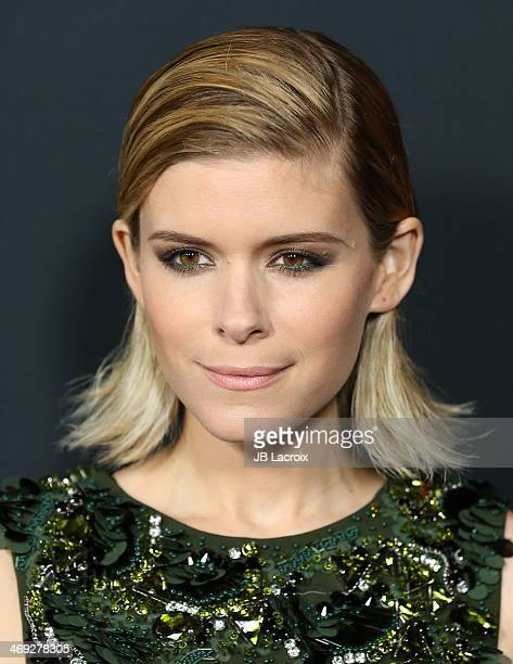 """Kate Mara attends the """"House Of Cards"""" season 2 special screening held at Directors Guild Of America on February 13, 2014 in Los Angeles, California."""
