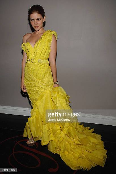 Kate Mara attends the Nina Ricci After Party For Met Ball Hosted By Olivier Theyskens and Lauren Santo Domingo at Philippe in New York on May 5,2008