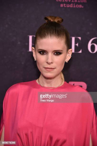 Kate Mara attends the Pose New York Premiere at Hammerstein Ballroom on May 17 2018 in New York City