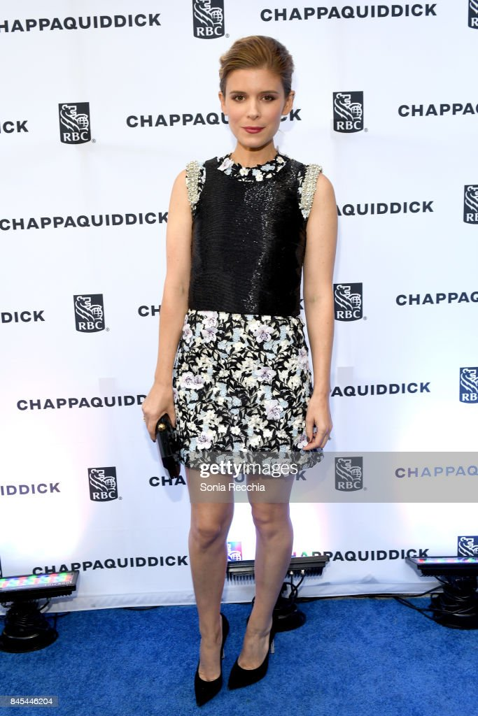 Kate Mara attends the RBC hosted Chappaquiddick cocktail party at RBC House Toronto Film Festival 2017 on September 10, 2017 in Toronto, Canada.