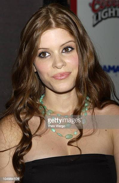 """Kate Mara during """"Tadpole"""" Premiere - New York at Cinema 2 in New York City, New York, United States."""
