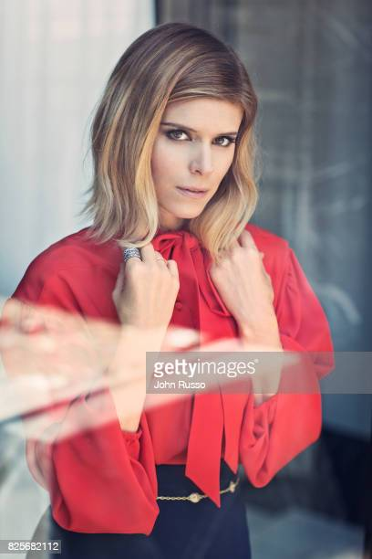 Kate Mara is photographed for Haute Living Magazine on May 22 2017 in Los Angeles California
