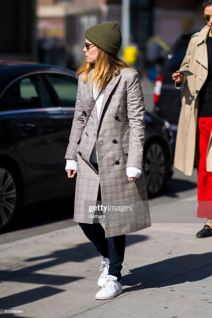 Celebrity Sightings in New York City - March 17, 2018