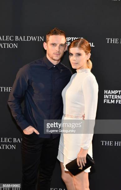 Kate Mara Jamie Bell attend Lifetime Achievement Award Reception at Suna Residence during Hamptons International Film Festival 2017 Day Three on...