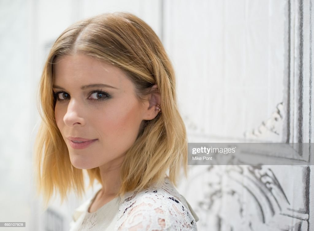 "Build Presents Kate Mara Discussing ""Megan Leavey"" : ニュース写真"
