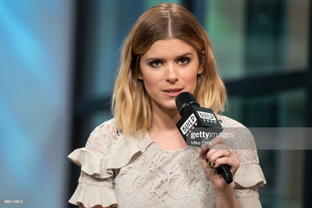 Kate Mara visits Build Series to discuss