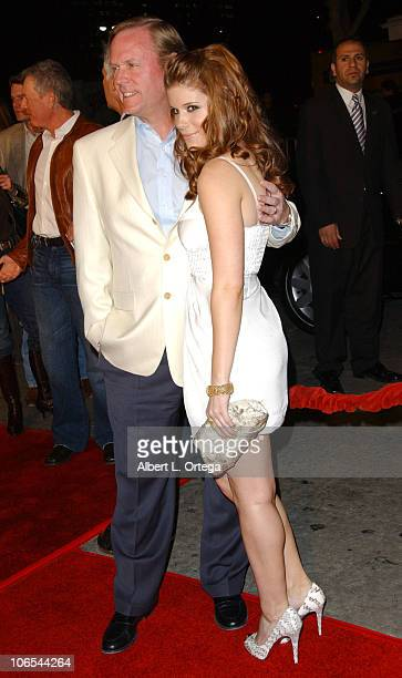 Kate Mara with father