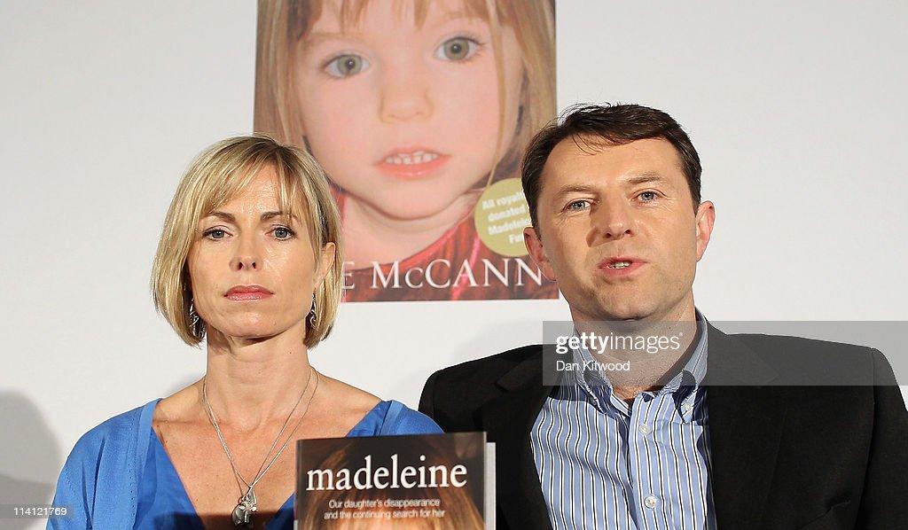 Kate Mccann News: Kate McCann And Gerry McCann Launch Kate McCann's New Book
