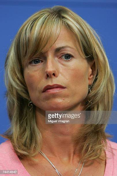 Kate McCann the mother of the missing 4yearold British girl Madeleine McCann addresses the media during a press conference on June 6 2007 in Berlin...
