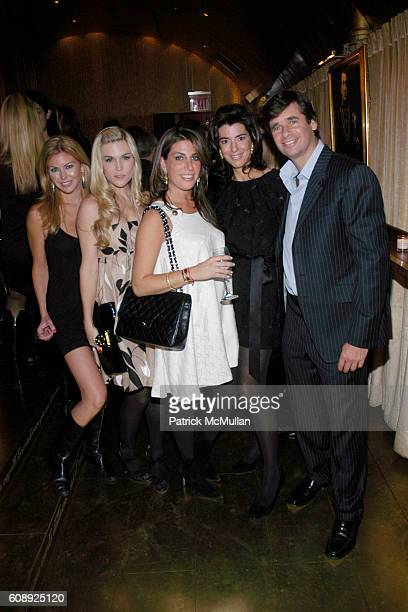Kate McCarthy Tinsley Mortimer Jessica Meisels Elena Kiam and Tory Kiam attend LIA SOPHIA Preview of the PETRA COLLECTION at Gold Bar on November 28...