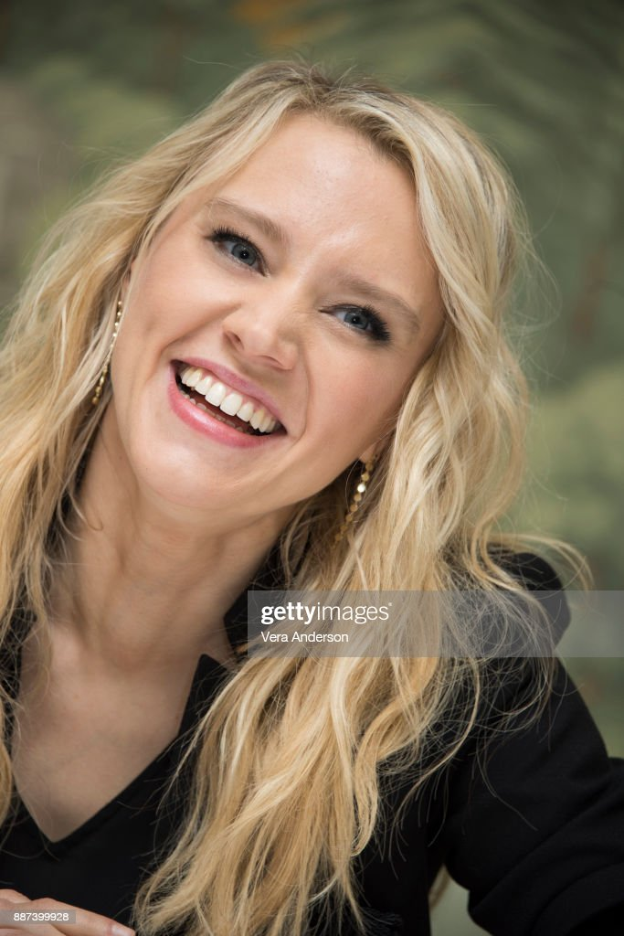 Kate McKinnon at the 'Ferdinand' Press Conference at the London Hotel on December 4, 2017 in New York City.