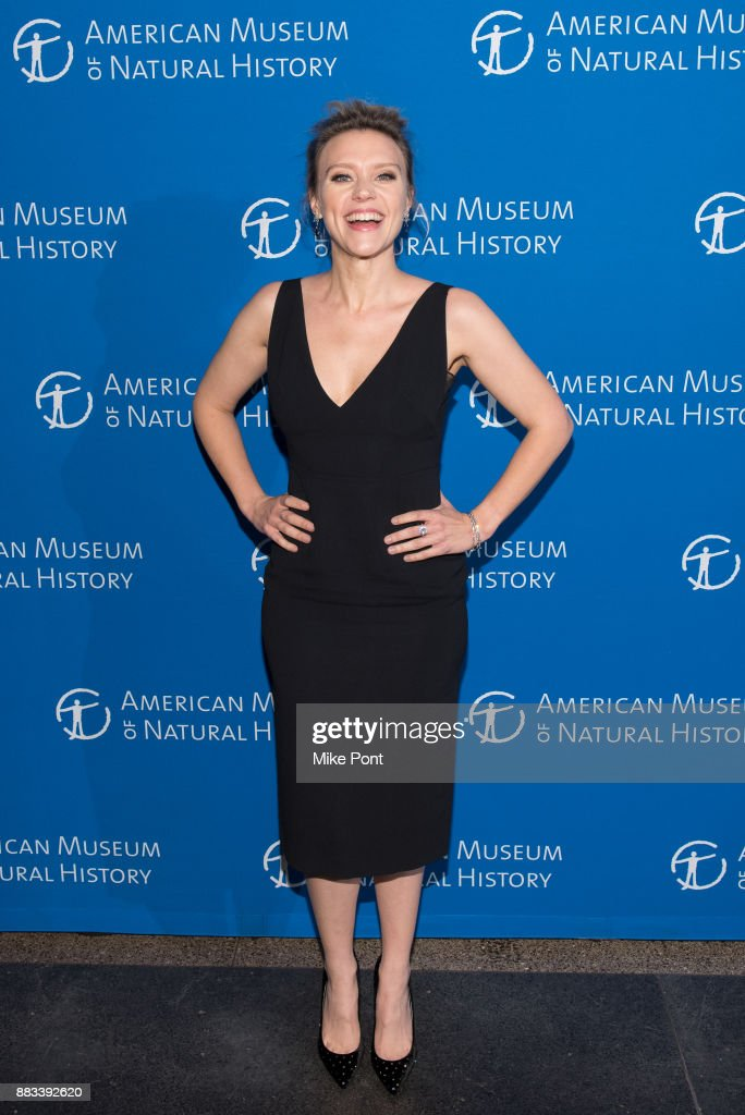 Kate McKinnon attends the 2017 American Museum of Natural History Museum Gala at the American Museum of Natural History on November 30, 2017 in New York City.