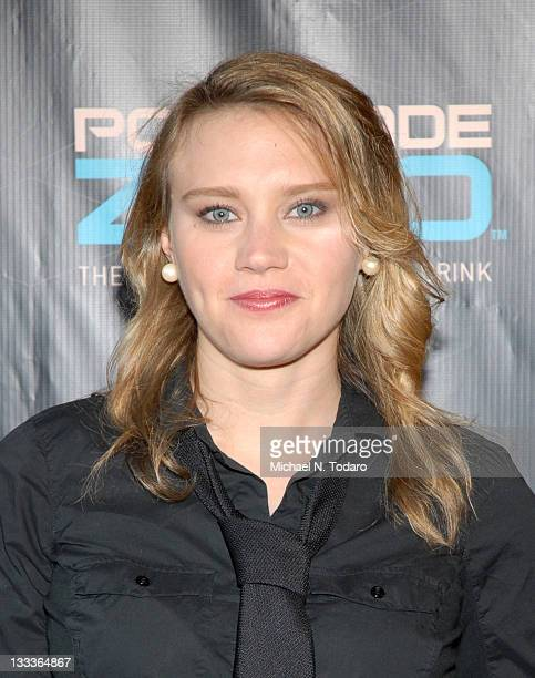 Kate McKinnon attends the 2nd Annual Logo NewNowNext Awards at the Hiro Ballroom at The Maritime Hotel on May 20 2009 in New York City
