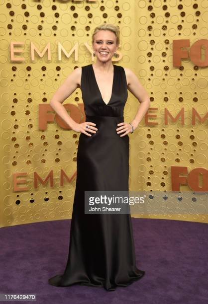 Kate McKinnon attends the 71st Emmy Awards at Microsoft Theater on September 22 2019 in Los Angeles California
