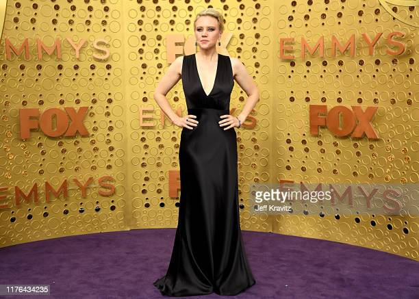 Kate McKinnon attends the 71st Emmy Awards at Microsoft Theater on September 22, 2019 in Los Angeles, California.