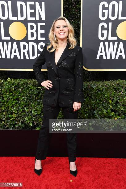 Kate McKinnon attends the 77th Annual Golden Globe Awards at The Beverly Hilton Hotel on January 05 2020 in Beverly Hills California