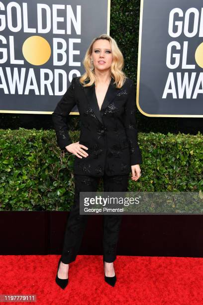 Kate McKinnon attends the 77th Annual Golden Globe Awards at The Beverly Hilton Hotel on January 05, 2020 in Beverly Hills, California.