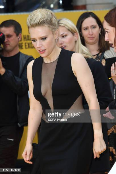 Kate McKinnon attends the Yesterday UK Premiere McCallat the Odeon Luxe Leicester Square