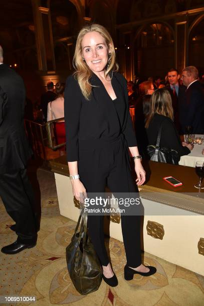 Kate Meckler attends American Friends Of Rabin Medical Center 2018 Annual NYC Gala at The Plaza on November 19 2018 in New York City