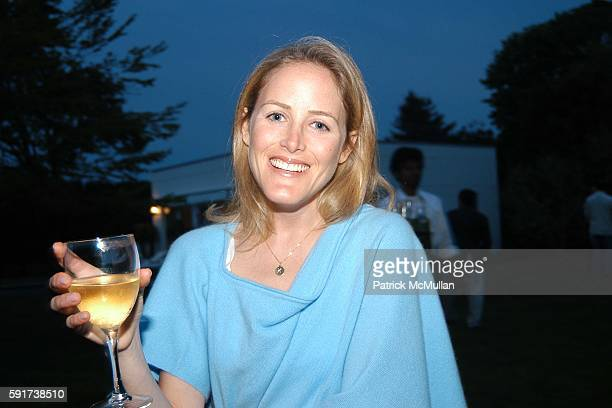 Kate Meckler attends Reed and Delphine Krakoff host cocktails to kick off the Parrish Art Museum Midsummer Gala Benefit at Reed and Delphine Krakoff...