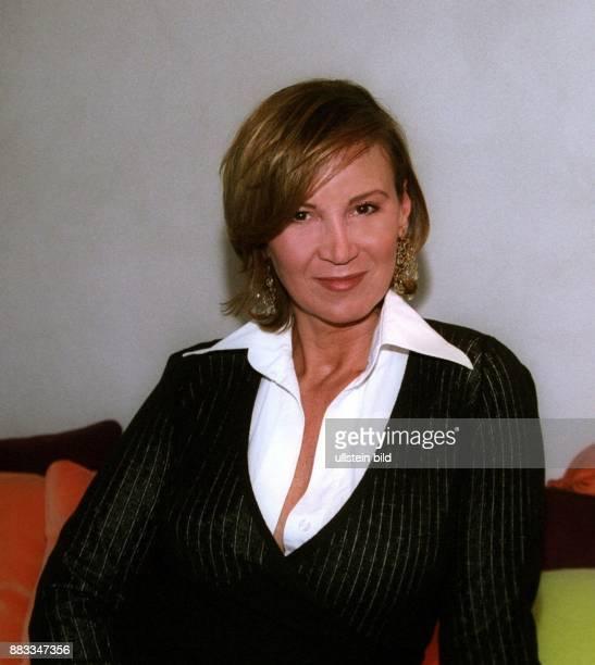 Kate Merkle Unternehmerin Schmuckdesignerin Belgien Dezember 2004