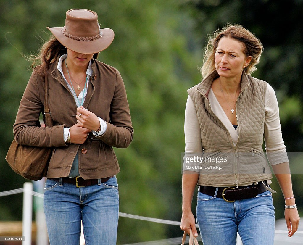 Kate Middleton Attends The Festival Of British Eventing : News Photo