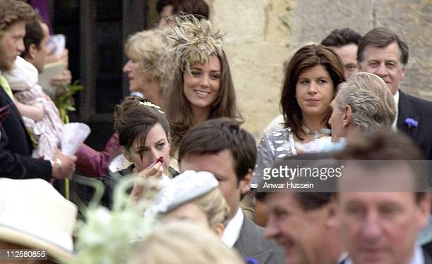 Kate Middleton and other guests